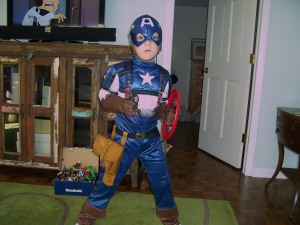Movie Captain America.