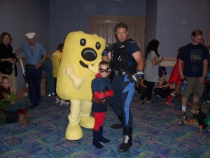 Wubbzy, Buck, the Defuser
