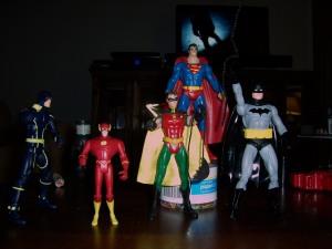 DCU figures